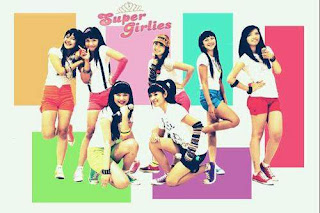 Super girlies Foto dan Biodata Super Girlies