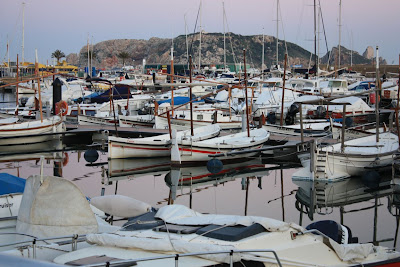 Marina of L'Estartit