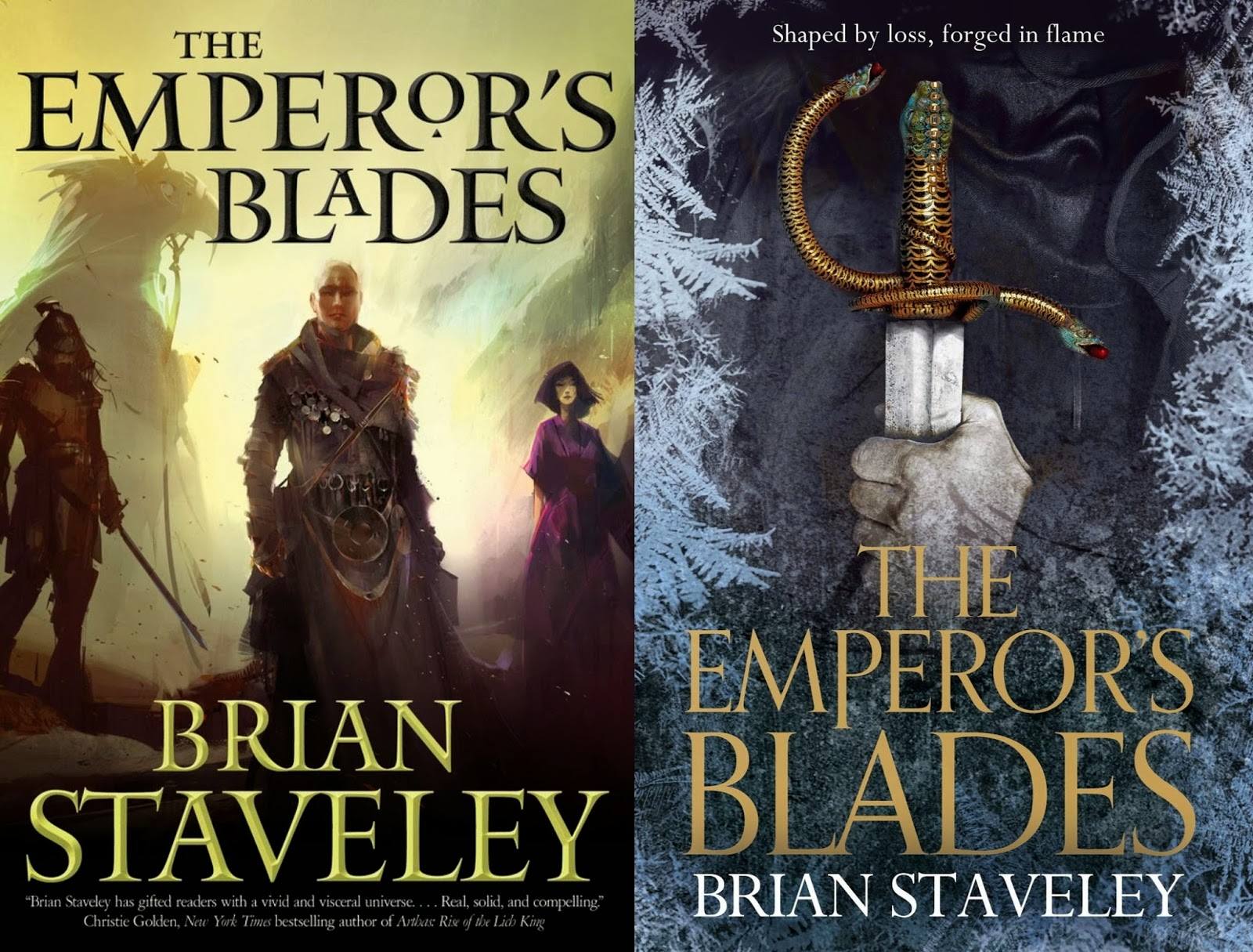 The Ideas Here Might Sound Familiar To People Who Have Read The Emperor's  Blades Near The Start Of The Book, Kaden Questions The Value Of Emptiness