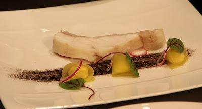 Plato realizado por Pascal Barbot en Gastronomika 2012, Blog Esteban Capdevila