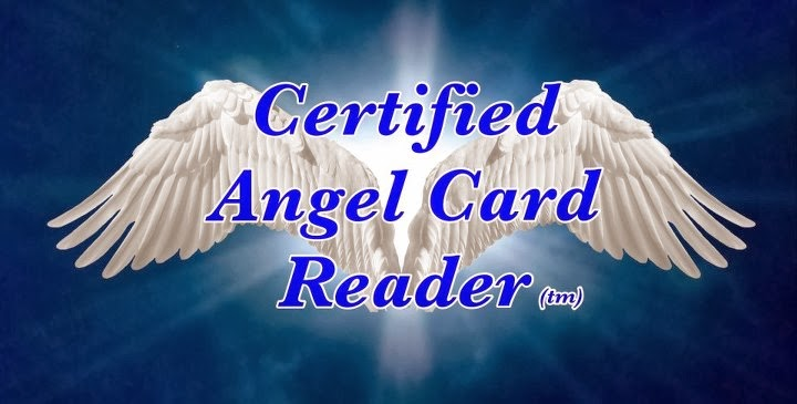I'm a Certified Angel Card Reader