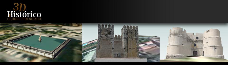 3D Histórico Georreferenciado