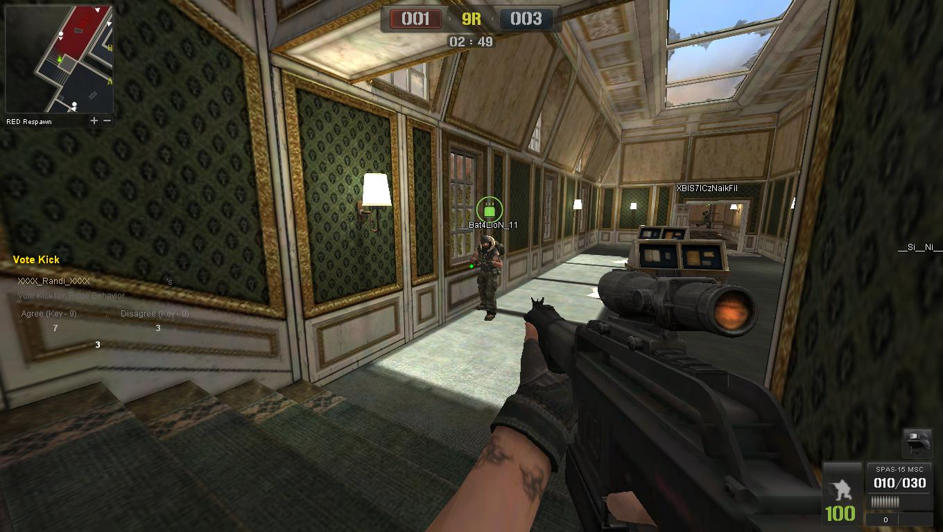 Cheat Point Blank Replace All Weapon Completed Work All Windows No BT ...