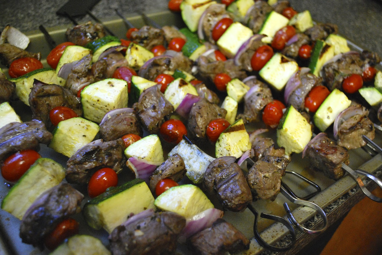 greek yogurt sauce tzatziki yogurt marinated lamb kebabs with tzatziki ...