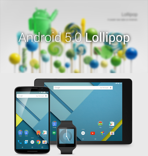 Google's Android 5.0 Lollipop Review, Features, Compatibility, Availability Details