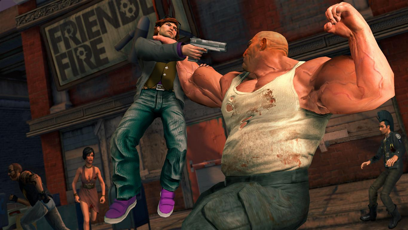 1Saints Row The Third Cheats Pc