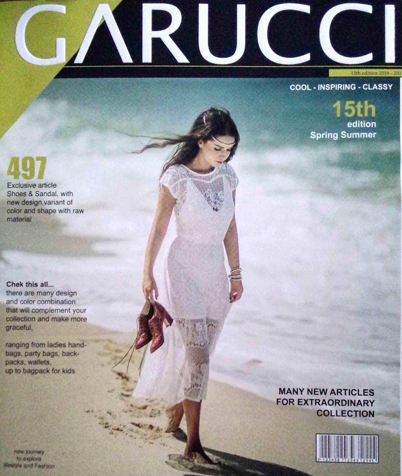 Katalog Garucci 2016-2017