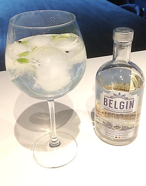 Belgin Gin Belge