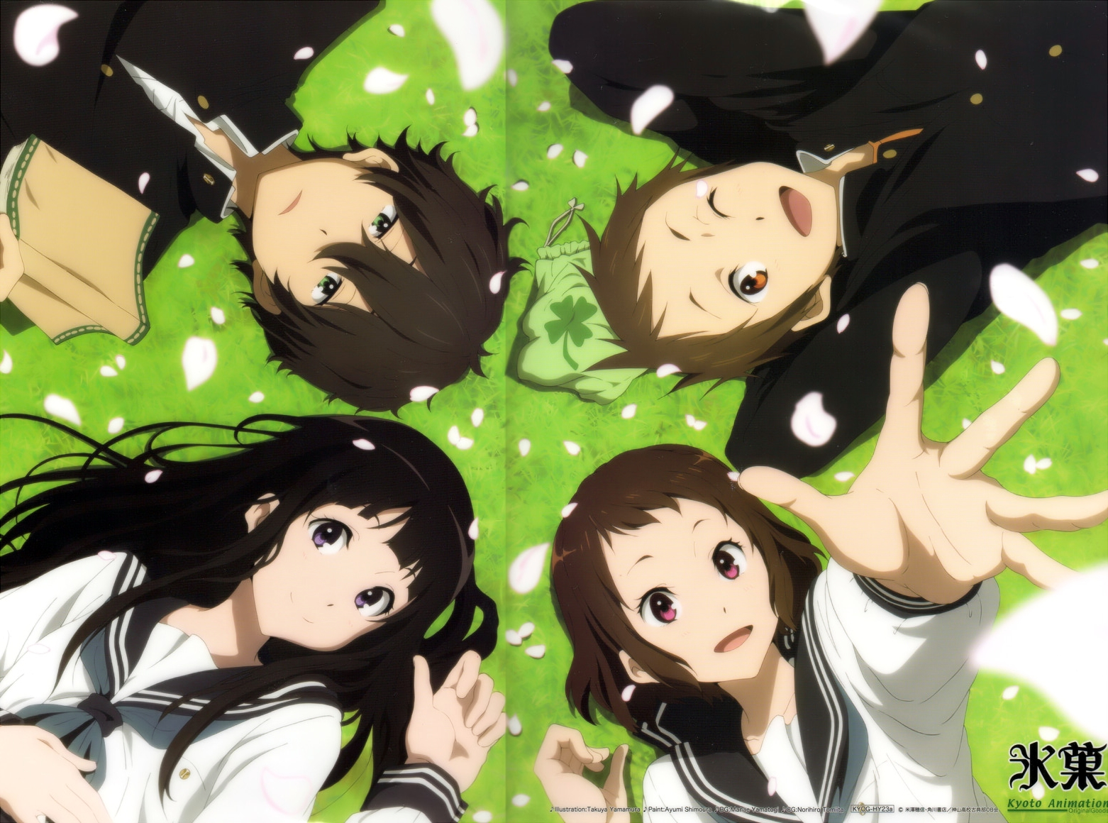 unspoken thoughts: Anime Review: Hyouka
