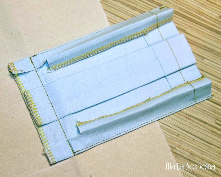 Коробка для ниток своими руками для ниток и иголок 26