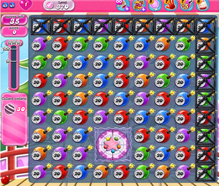 Candy Crush Saga 370