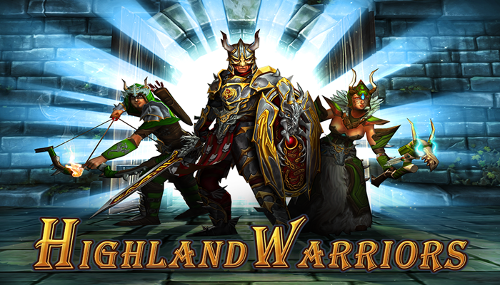 Highland Warriors Apk v1.0 Data Free