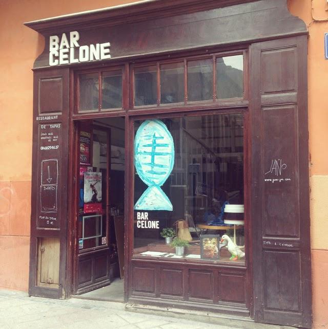 Bar Celone Perpignan ©loversofmint