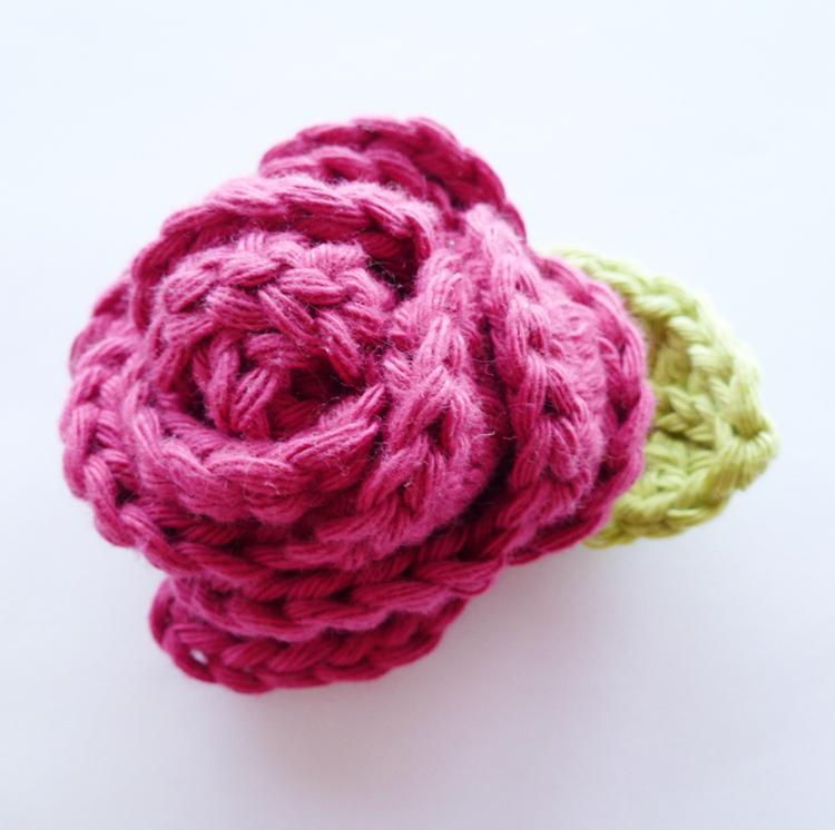 For the Love of Crochet Along: Flower patterns
