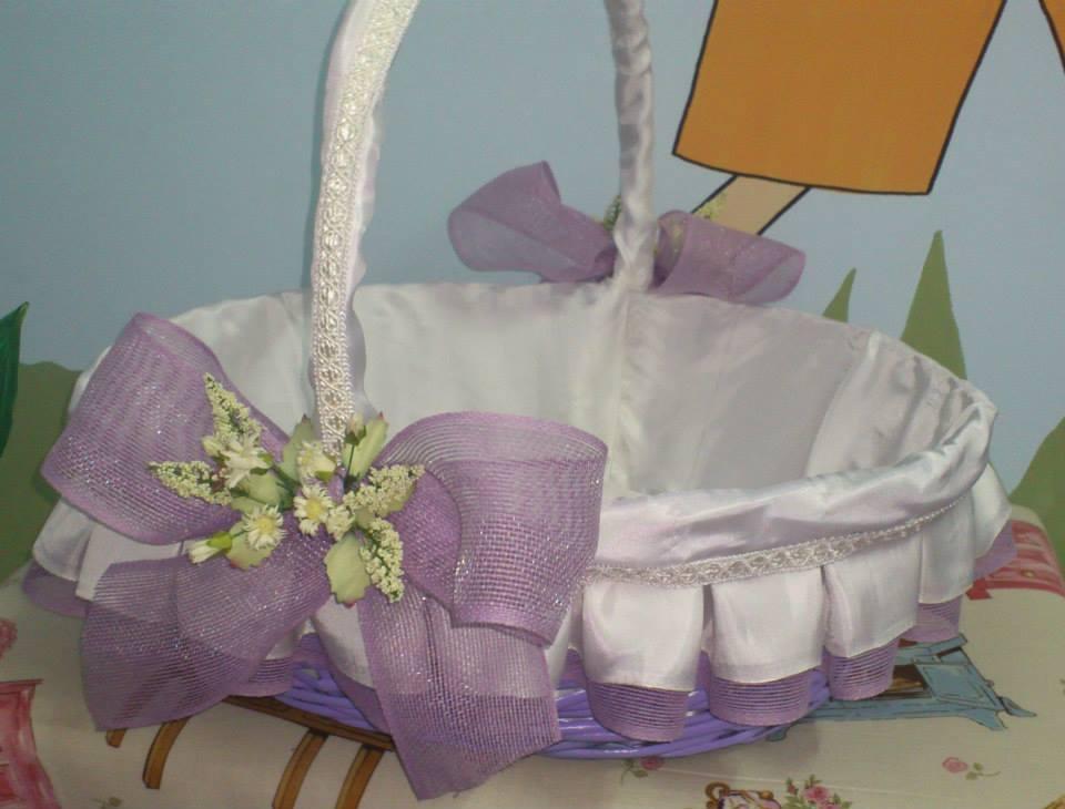 Artebierzo cosas de ni os cestas decoradas for Cestas decoracion