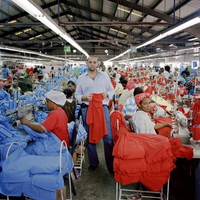 Bien vivre 1 de la population sur ha ti rich l 39 lite for Chambre de commerce franco libanaise