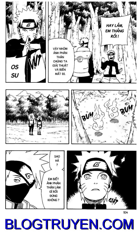 Naruto chap 315 Trang 6 - Mangak.info