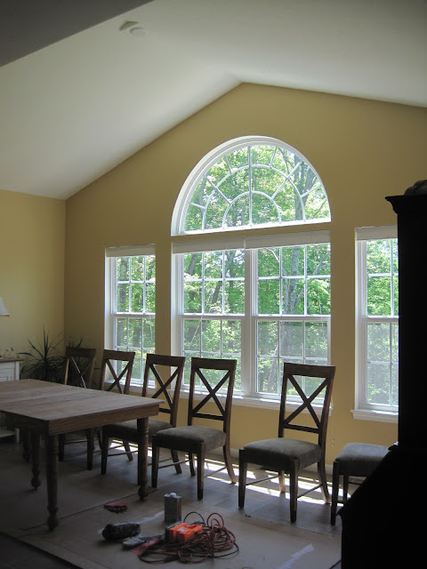Designed to dwell morning room challenge how to trim an for Morning room designs