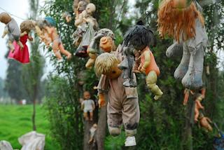 El misterio de la isla de las muñecas