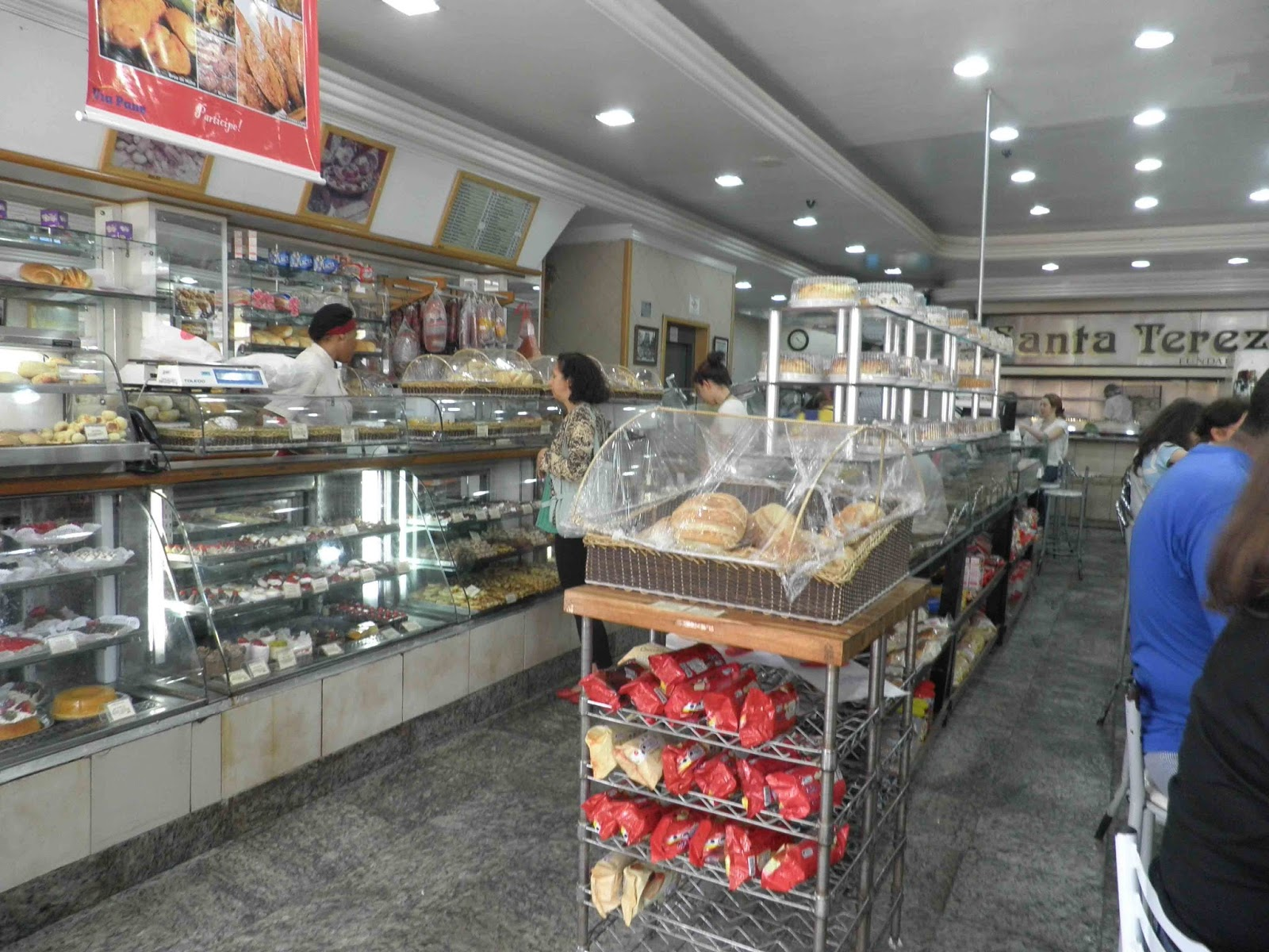 Armario Planejado De Vidro ~ Peneira Cultural O sabor de um café na padaria mais