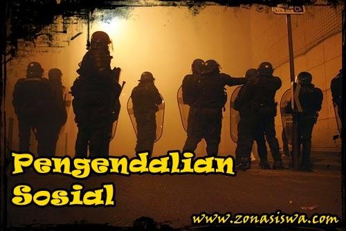 Pengendalian Sosial | www.zonasiswa.com