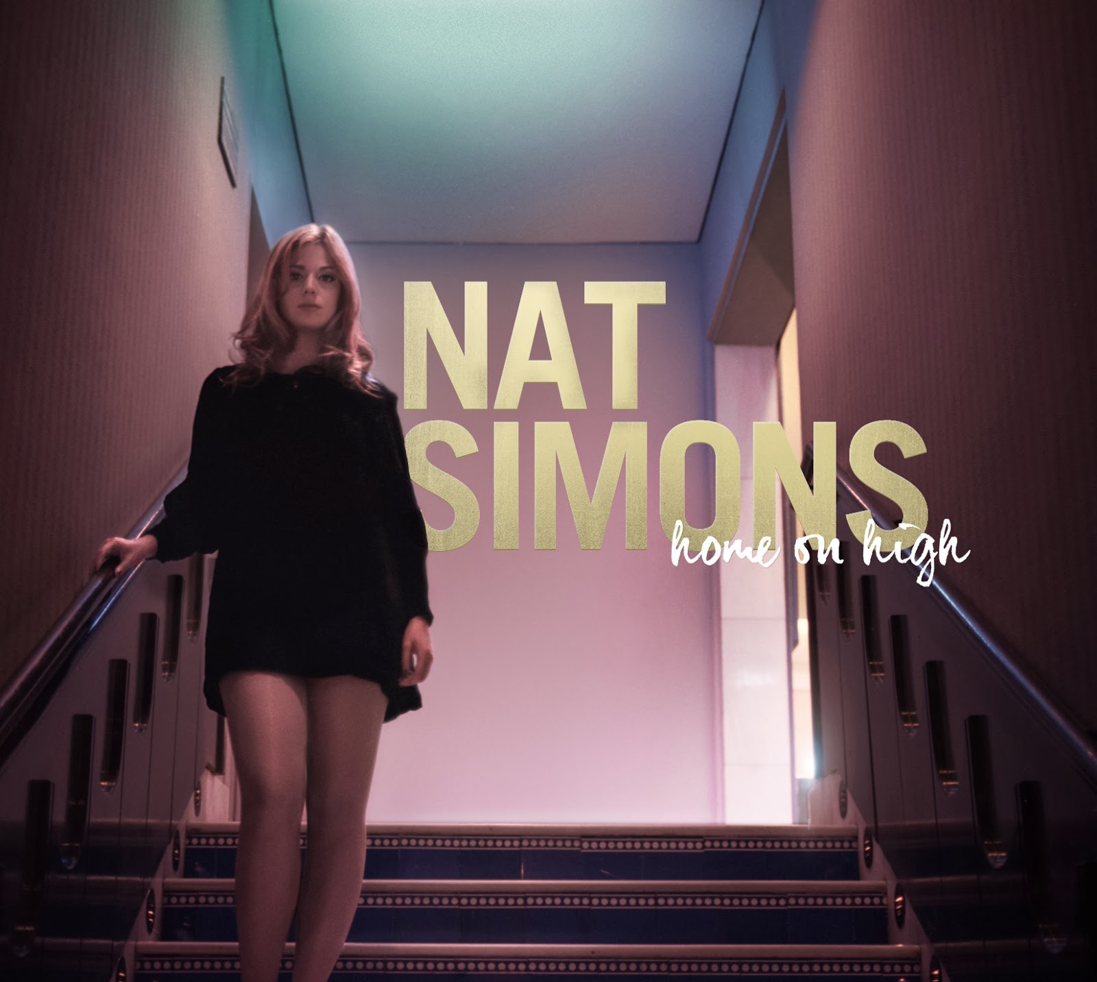 Nat Simons Home on high