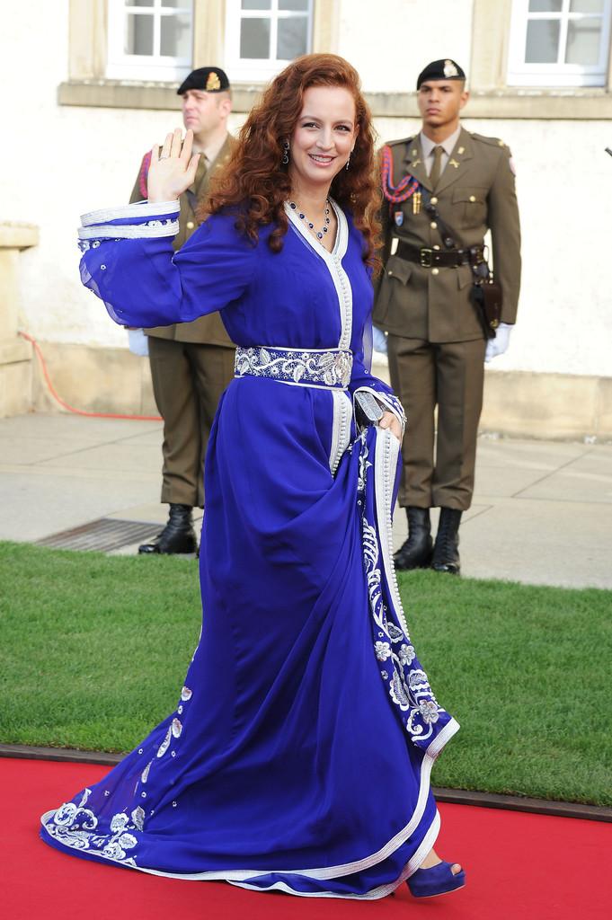 Princess Lalla Salma