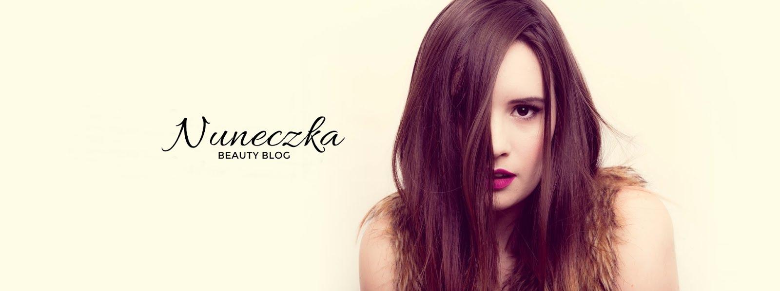 Nuneczka Beauty Blog- kosmetyki, uroda, porady