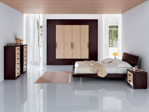 Modernes id es de conception de l 39 int rieurs de la chambre - Decor chambre a coucher ...