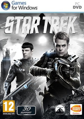 Star Trek: The Game PC Cover