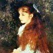 'Irène Cahen d'Anvers (Pierre Auguste Renoir)'