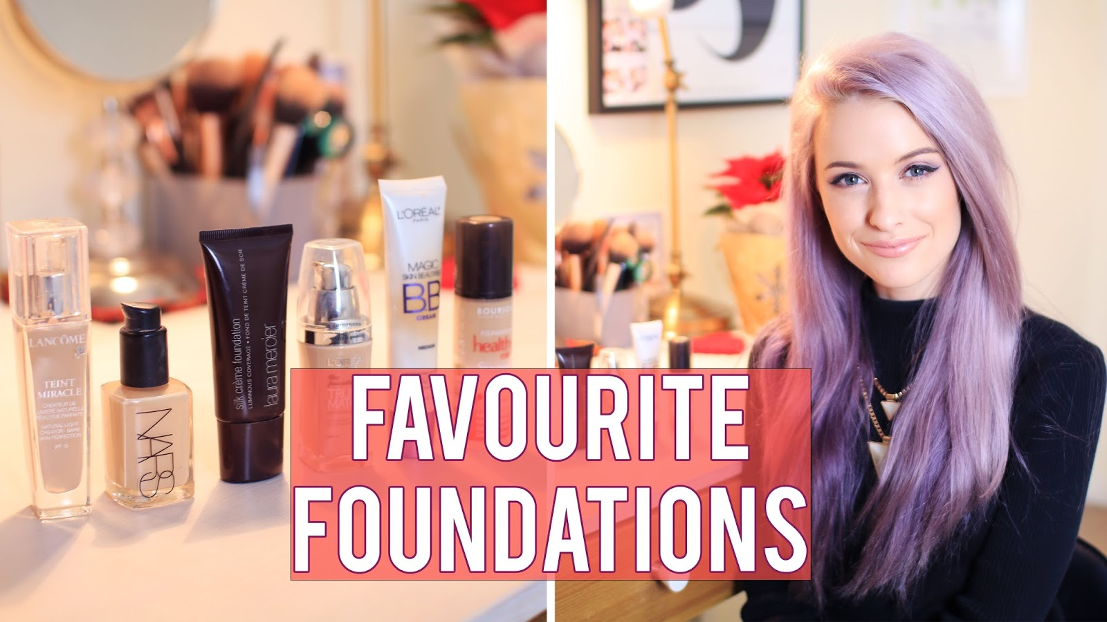 Inthefrow favourite foundations