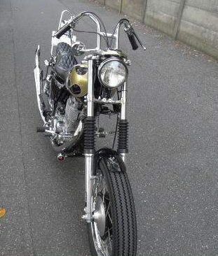 Classic modification motorcycles BSA 1921 Model-A 5-7HP 770cc Combo