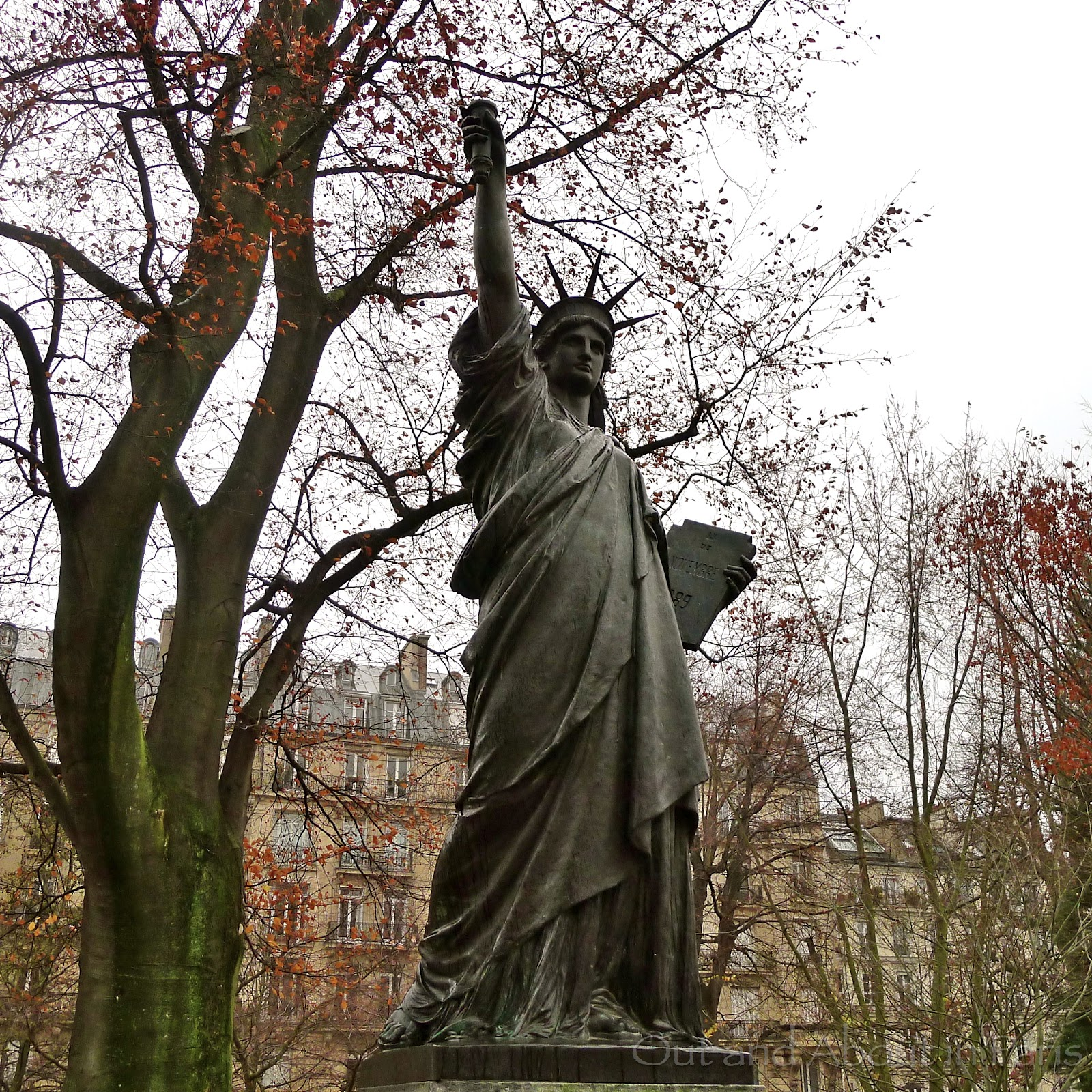 Lady Liberty 39 S New Address The D 39 Orsay Museum Happy Independence Day
