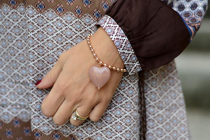 bracciale pavie bijoux pink is good
