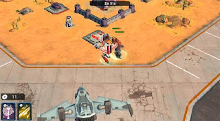 Screenshots of the Transformers: Earth wars for Android tablet, phone.