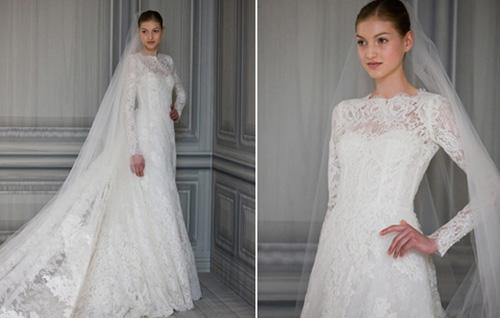Vestidos de Casamento para 2014