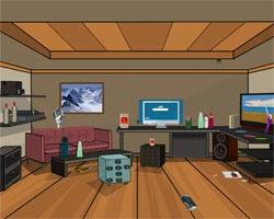 Juegos de Escape Internet Cafe Escape