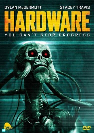 Filme Hardware : O Destruidor Do Futuro   Legendado