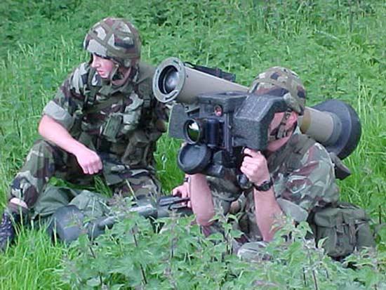 Javlin anti tank