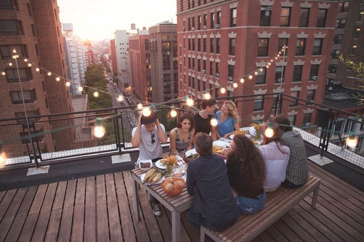 INSPIRATION | ROOFTOP