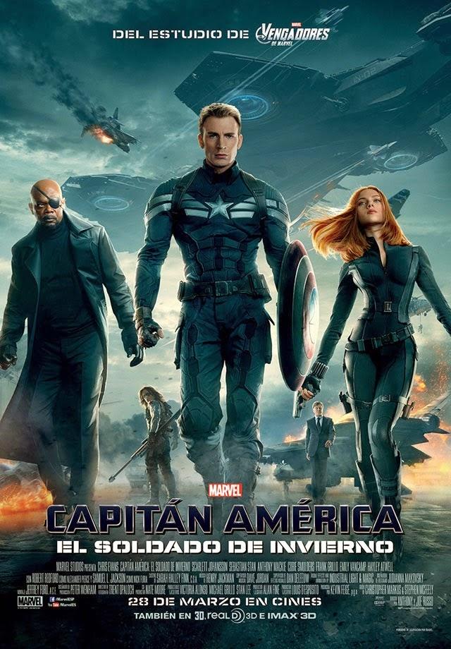 Capitan America 2 El soldado de invierno