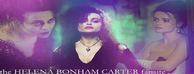 The Helena Bonham Carter Fansite