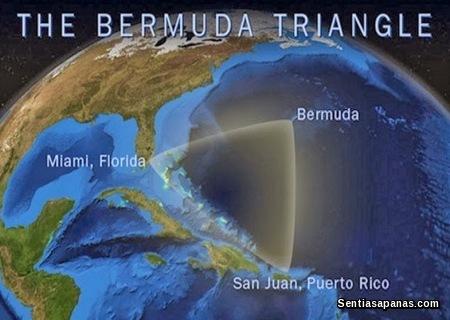 Misteri Dan Fenomena Misteri Di 6 Lautan Dibawah Segitiga Bermuda