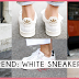 Trend 2015: White Sneakers