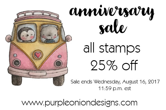 Sale at POD until August 16, 2017