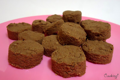 receta Mantecados de chocolate