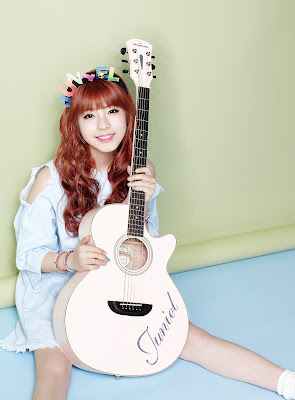 Juniel - K Wave Magazine June Issue 2013