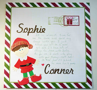 ... for: Letter From Santa To Start Elf On The Shelf Letters Template