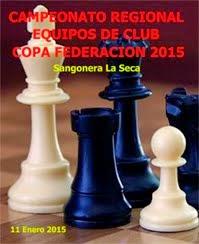Campeonato Regional por Equipos de Club Copa Federación 2.015